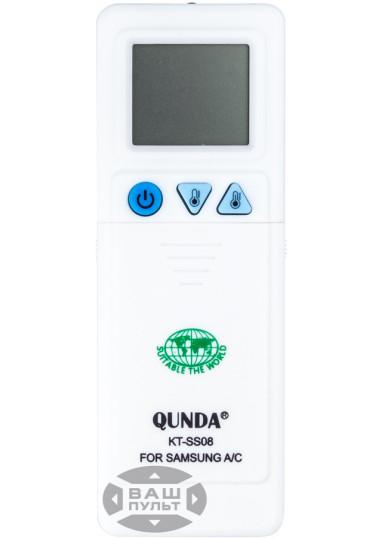 Универсальный пульт для кондиционера SAMSUNG QUNDA KT-SS08