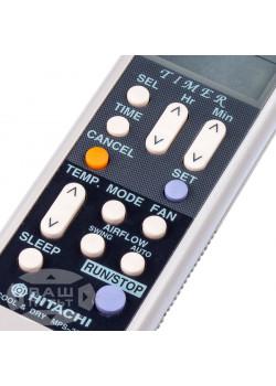 Оригинальный пульт для кондиционера HITACHI MPS-2002A - 1