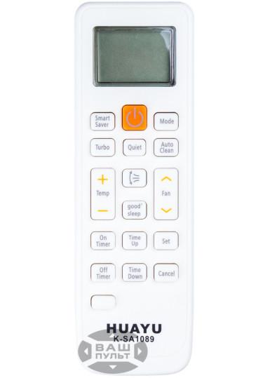 Универсальный пульт HUAYU для кондиционера SAMSUNG KT-SA1089
