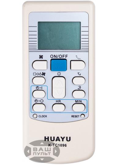 Универсальный пульт HUAYU для кондиционера KT-TC1096