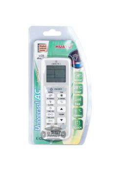 Универсальный пульт HUAYU для кондиционера K-1036E+L (1000 кодов) - 3