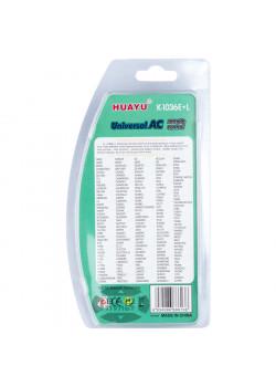 Универсальный пульт HUAYU для кондиционера K-1036E+L (1000 кодов) - 4
