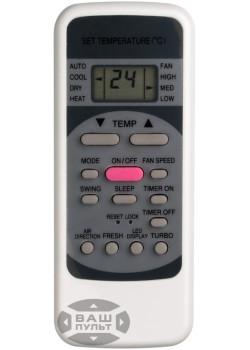 Пульт для кондиционера MIDEA R51M/E