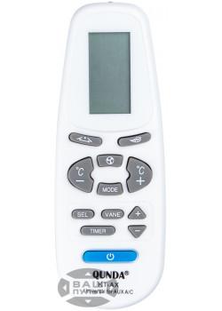 Универсальный пульт для кондиционера QUNDA KT-AX