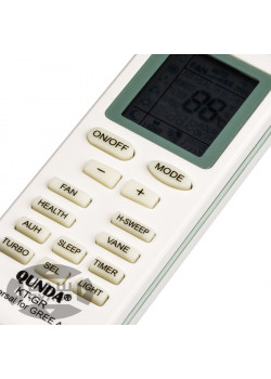 Универсальный пульт для кондиционера QUNDA KT-GR