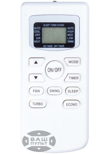 Пульт для кондиционера TCL 07-09