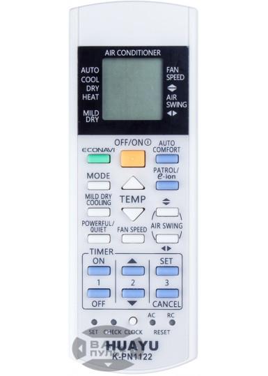 Универсальный пульт HUAYU для кондиционера PANASONIC K-PN1122