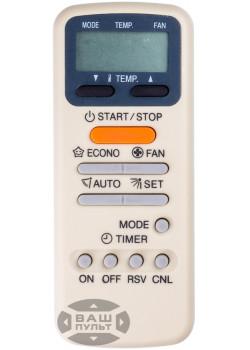 Пульт для кондиционера TOSHIBA RAS-09