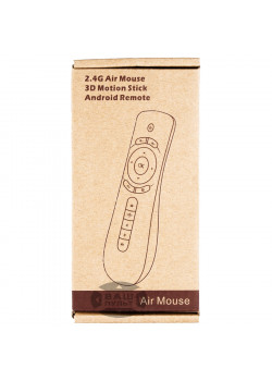 Пульт Air Mouse Fly T2, 2.4G с гироскопом, аэромышь