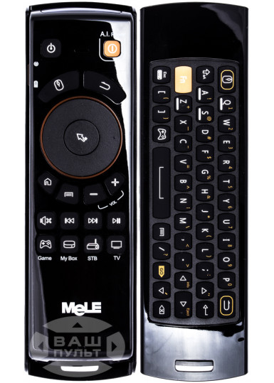 Пульт Air Mouse Mele F10 deluxe