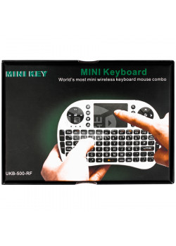 Пульт Air Mouse Keyboard Mini UKB-500-RF (русская клавиатура)