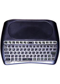 Пульт Air Mouse Keyboard D8 (російська клавіатура)