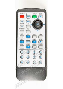 Универсальный пульт HUAYU MASTER CAR RC-830J mini для автомагнитол и ТВ