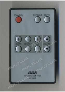 Оригинальный пульт BBK SP550S