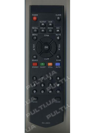 Пульт для BBK RC-2603