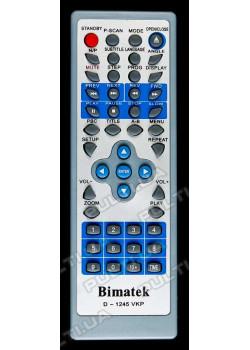 Пульт для BIMATEK D-1245VKP