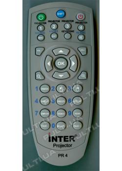 Программируемый USB пульт CHANGER PROJECTOR inter PR4 mini