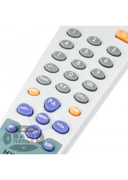 Пульт для CHINA TV (DAEWOO, WEGA, LG) KONKA HX55K8 корпус KONKA