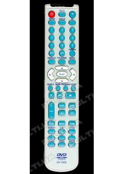 Пульт для DAEWOO DV-700S
