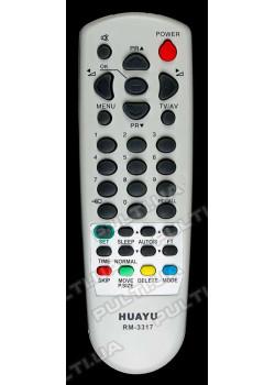 Универсальный пульт HUAYU для DAEWOO RM-3317 корпус R44C07