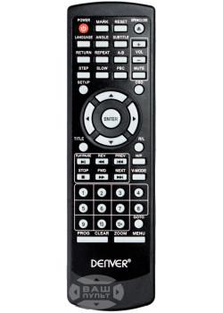 Оригинальный пульт DENVER DVD7780
