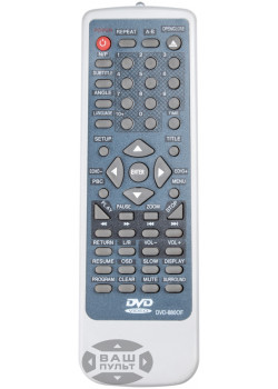 Пульт для DESO DVD 880OF