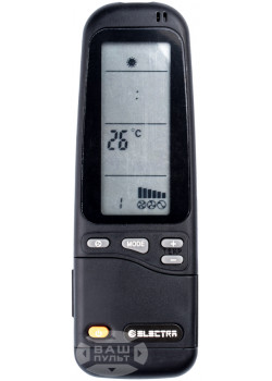 Оригинальный пульт для кондиционера ELECTRA RC-3
