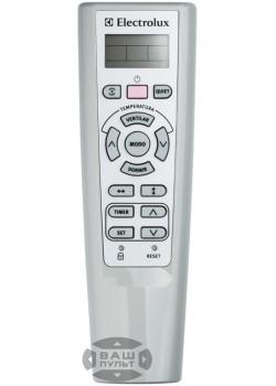 Оригинальный пульт для кондиционера ELECTROLUX YR-W06