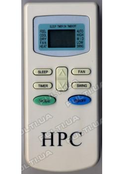 Оригинальный пульт для кондиционера HPC PT-07H