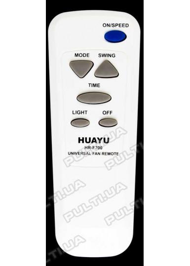 Универсальный пульт HUAYU для вентиляторов HR-F700 (мультикод)