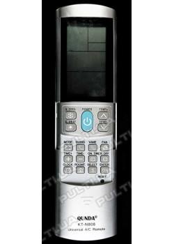 Универсальный пульт для кондиционера QUNDA KT-N808 (1028 кодов)