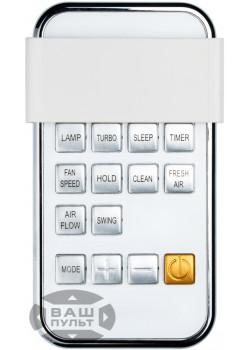 Оригинальный пульт для кондиционера GENERAL LUX ZH/TT-02