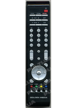 Пульт для GOLDEN MEDIA WIZARD HD 770 (аналог)
