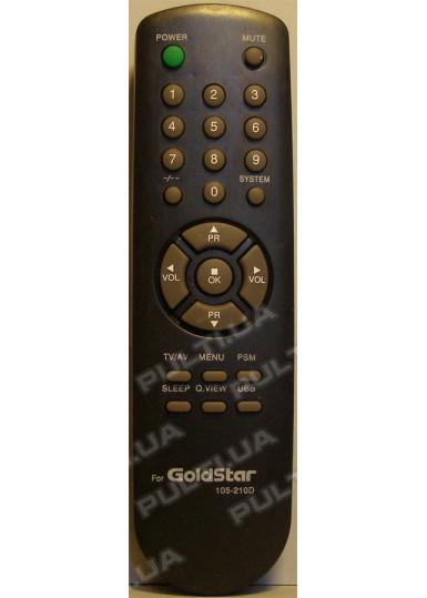Пульт для GOLDSTAR 105-210D