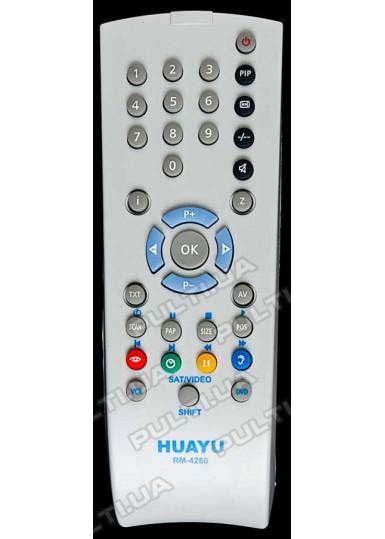 Универсальный пульт HUAYU для GRUNDIG RM-4280