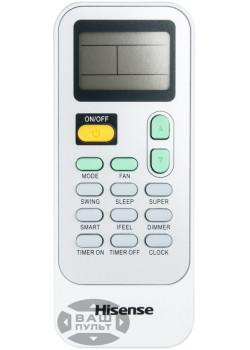 Оригинальный пульт для кондиционера HISENSE GD11J1-91