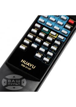Универсальный пульт HUAYU для FUNAI RM-014F корпус MK7,8 тхт (4 кода)