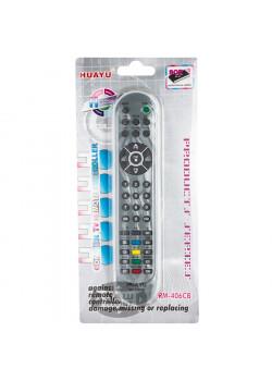 Универсальный пульт HUAYU для LG RM-406CB (2 кода)