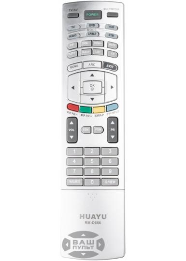 Универсальный пульт HUAYU для LG RM-D656