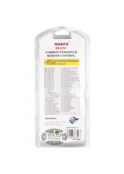 Универсальный пульт HUAYU для LG RM-D757 (2 кода)