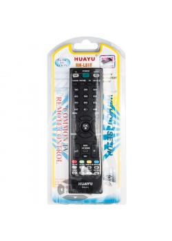 Универсальный пульт HUAYU для LG RM-L810 (2 кода)