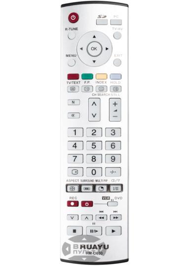 Универсальный пульт HUAYU для PANASONIC RM-D630