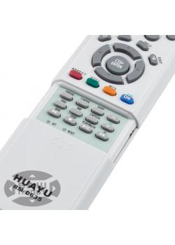 Пульт для телевизора ДУ универсальный Huayu Samsung RM D 635 LCD