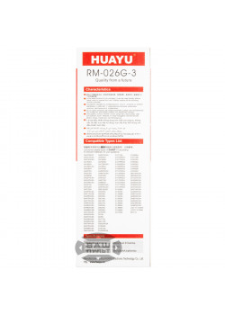 Універсальний пульт HUAYU для SHARP RM-026G