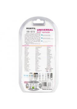 Универсальный пульт HUAYU RM-B773