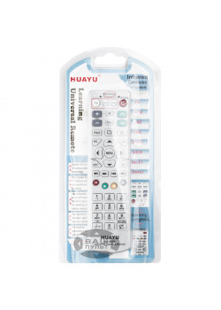 Обучаемый пульт HUAYU HL-695E (3 в 1)