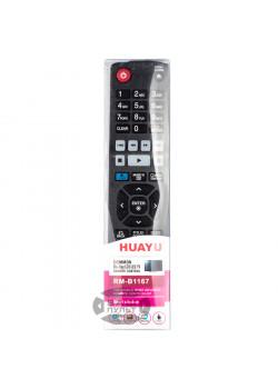 Универсальный пульт HUAYU для LG RM-B1167 BLU-RAY