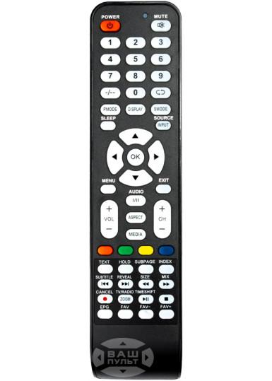 Универсальный пульт HUAYU VP-003 для LCD/LED TV