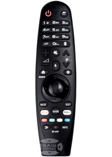 Универсальный пульт HUAYU RM-G3900 для LG Smart TV
