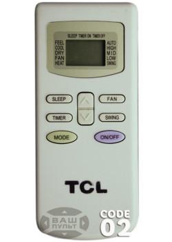 Универсальный пульт HUAYU для кондиционера KT-TC1096 - 2